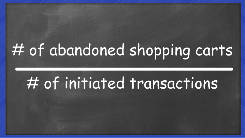 abandonment rate